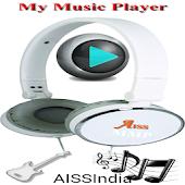 AISSIndia Music Media Player