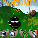 GO Thanksgiving TurkeyDay logo