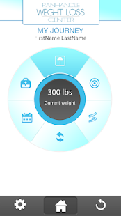Panhandle Weight Loss Center screenshot