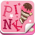 Pink theme for SayHi! icon