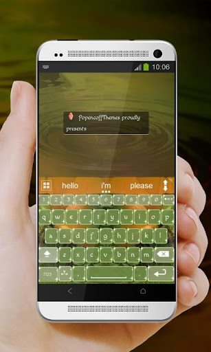 玩免費個人化APP|下載绿色帝国Lǜsè dìguó AiType app不用錢|硬是要APP