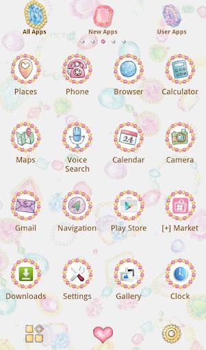 Cute Wallpaper Gems & Jewels 1.0 Windows u7528 2
