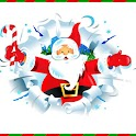 Christmas Cartoon Wallpapers logo