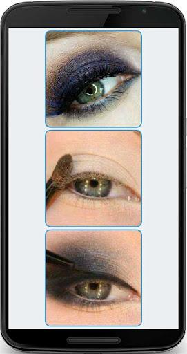 眼部卸妆 - 说明