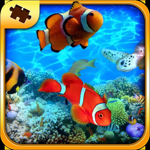 Sea Puzzles 休閒 App LOGO-APP開箱王