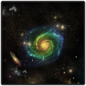 Galaxies GO Locker Theme icon
