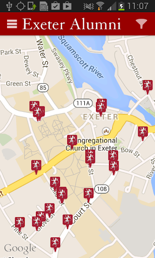 【免費教育App】Phillips Exeter Alumni-APP點子