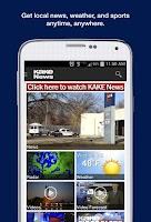 Screenshot of KAKE News