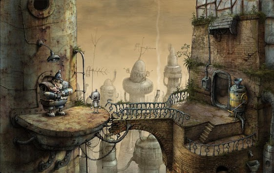 Machinarium APK screenshot thumbnail 9