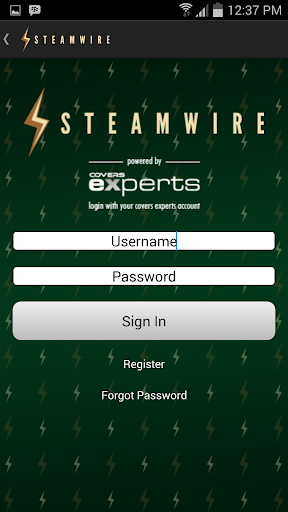 Covers Experts' Steamwire