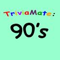 TriviaMate: 90's Trivia icon