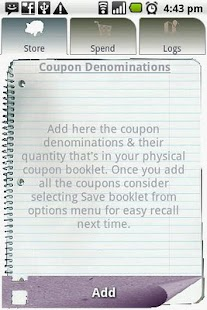 Coupon Calculator- screenshot thumbnail