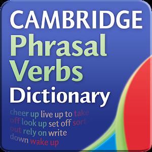 Cambridge Phrasal Verbs Icon