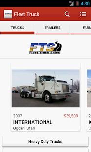 Fleet Truck Sales