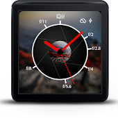 Aperture Watch Face (beta)