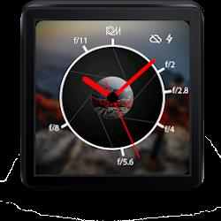 Aperture Watch Face (beta)