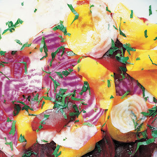 Raw Beetroot Salad Recipe