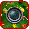 Christmas Camera icon