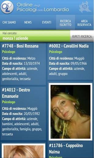 【免費新聞App】OPL Ordine Psicologi Lombardia-APP點子