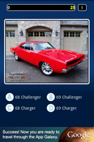 Muscle Car ID Lite - screenshot
