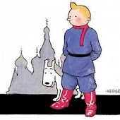 TinTin Land of the Soviets