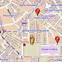 Milan Amenities Map
