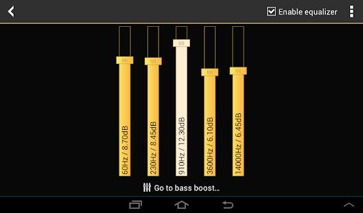 音樂均衡器