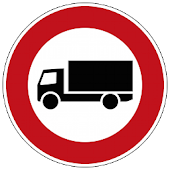 LKW restrictions - Europe