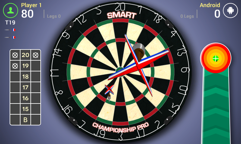 Smart Darts Pro- screenshot