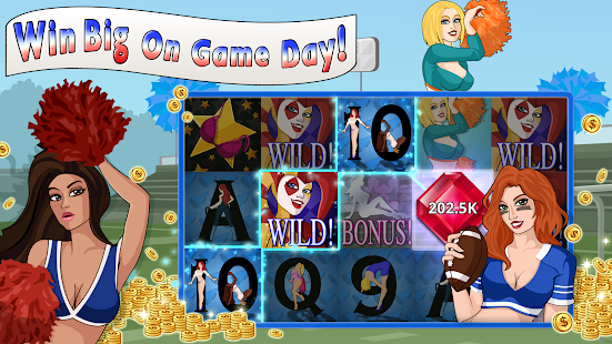 SEXY SLOTS:Slots with Hotties!- screenshot thumbnail