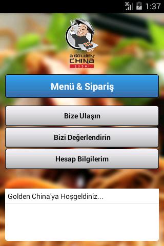 Golden China