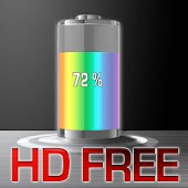 Battery HD FREE Live Wallpaper