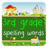 Third grade spelling words