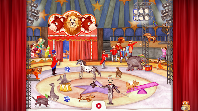 Animal Circus apk screenshot