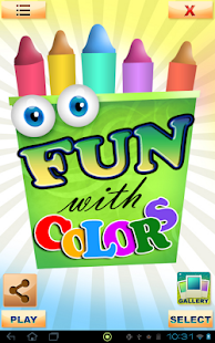 Fun with Colors Free - screenshot thumbnail