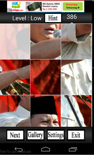 Prabowo for RI1