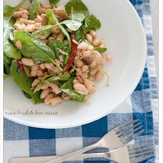Tuna & White Bean Salad - Stonesoup