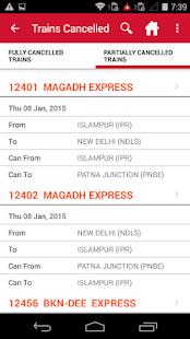 Indian Rail IRCTC & Train PNR - screenshot thumbnail