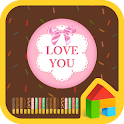 Peperoday love you Dodol Theme