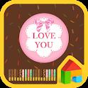 Peperoday love you Dodol Theme icon