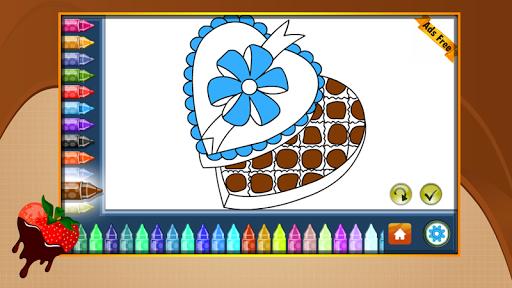 Coloring Book Chocolates 1.6.0 screenshots 9