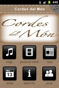 Cordes del món - screenshot thumbnail