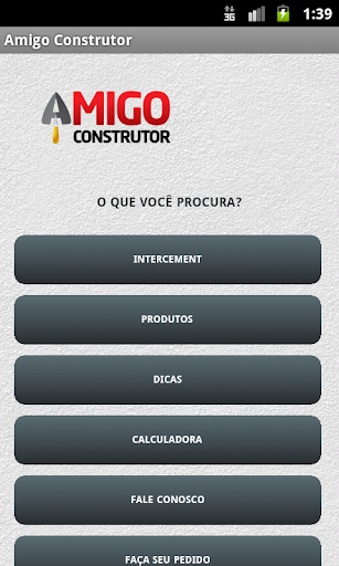Amigo Construtor