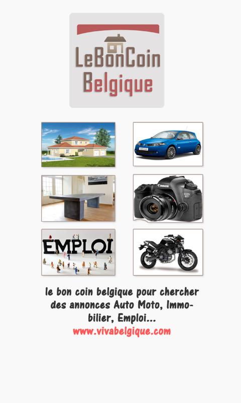 Annonce belgique android apps on google play for Achat maison belgique frais