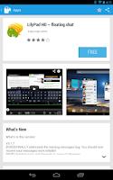Screenshot of Tablified Tablet Market