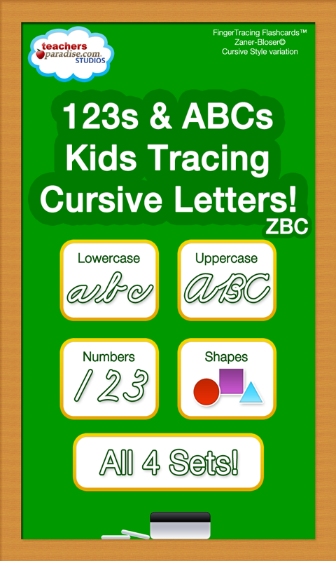 5 Apps to Help Your Child Write in Cursive