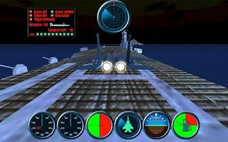 Screenshot of F15 Flying Battle