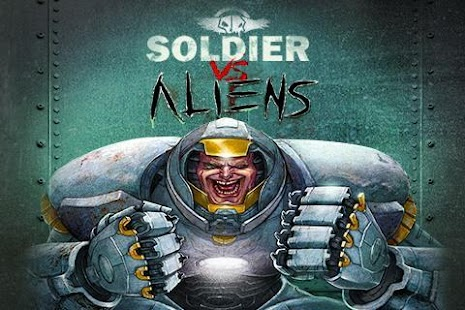 Soldier vs Aliens - screenshot thumbnail