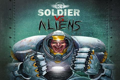 Soldier vs Aliens screenshot #1
