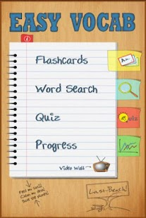 Easy Vocab- screenshot thumbnail